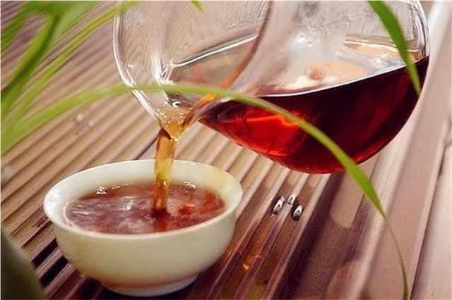 喝熟茶无需等待,现饮现品经得住考验的熟茶才是好熟茶