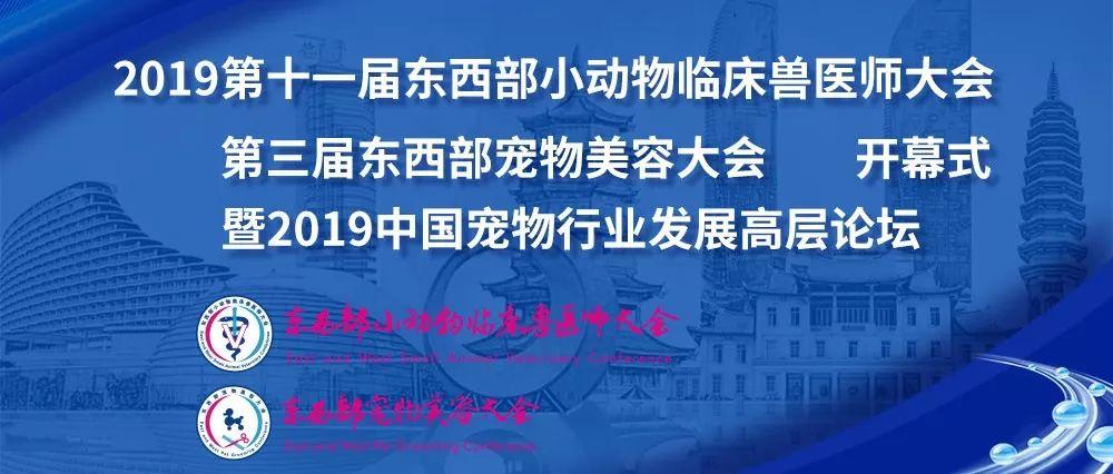 23位宠业大咖齐聚东西部大会,开幕式高层论坛现场