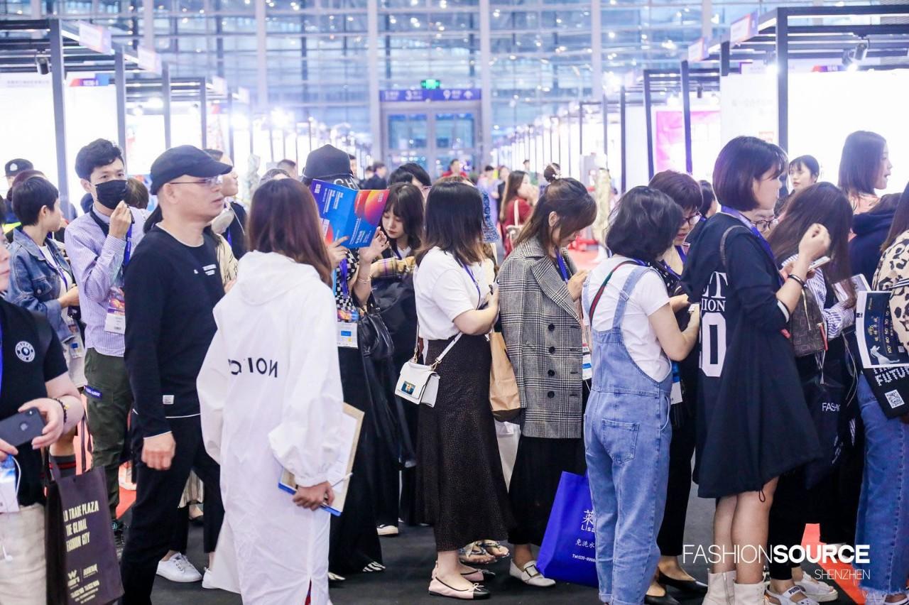 FS2019深圳国际服装供应链博览会春季展完美落幕.
