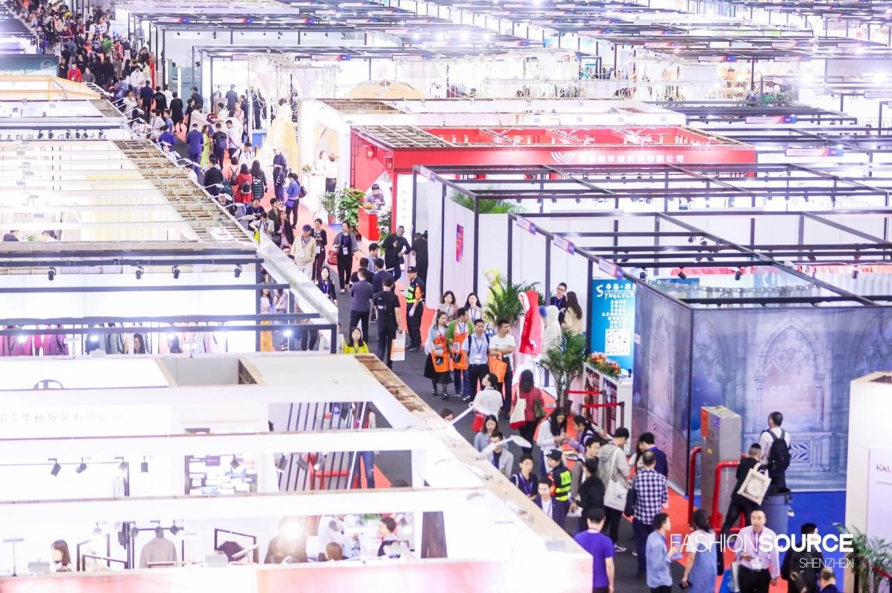 FS2019深圳国际服装供应链博览会春季展完美落幕