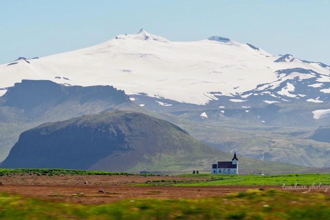 斯纳菲尔冰川