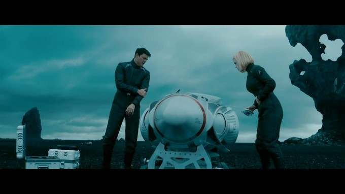 《星际迷航2:暗黑无界》出现的维克黑沙滩