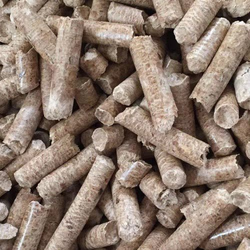 松木颗粒燃料通过颜色能区分质量好坏吗?