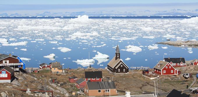 格陵兰风景