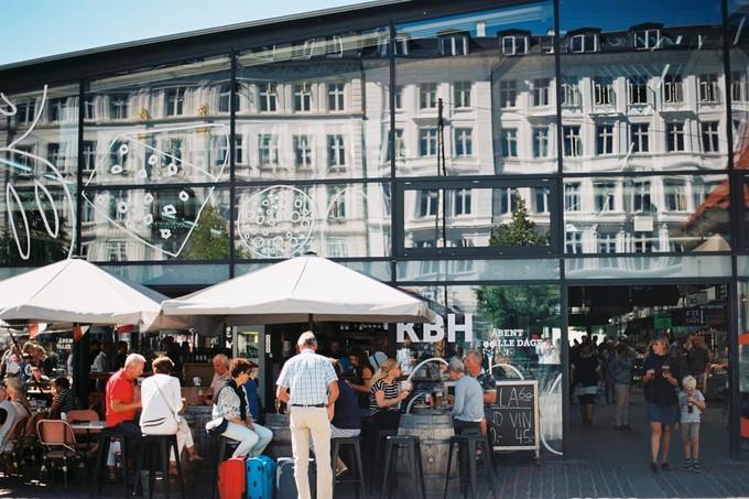哥本哈根食品市场