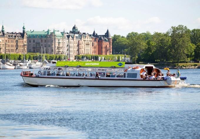 斯德哥尔摩游船