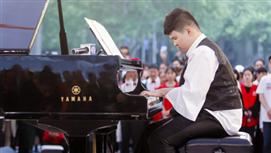 全国30位自闭症儿童音乐快闪:听见来自星星的声音