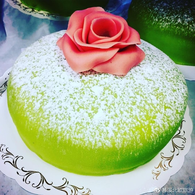 瑞典公主蛋糕