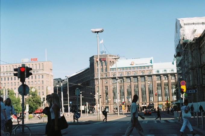 赫尔辛基市中心