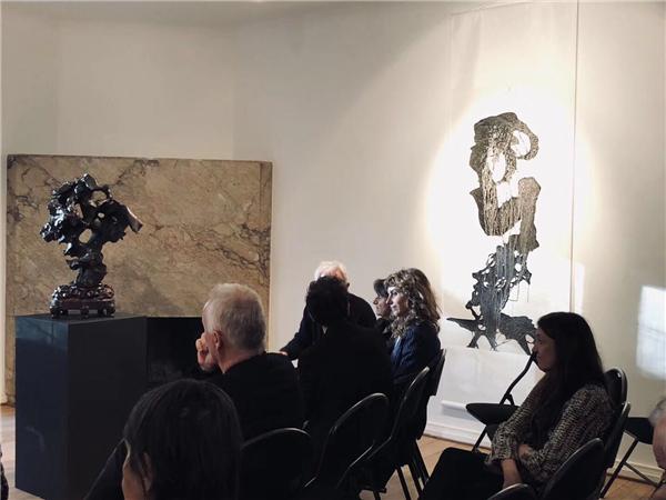 布鲁塞尔声乐厅,一场�拍�与供石的视听对话
