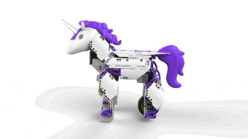 """外转子无刷电机48V,优必选""""独角兽""""机器人国内上市,打造属于女孩的智能编程教育机器人_Jimu"""