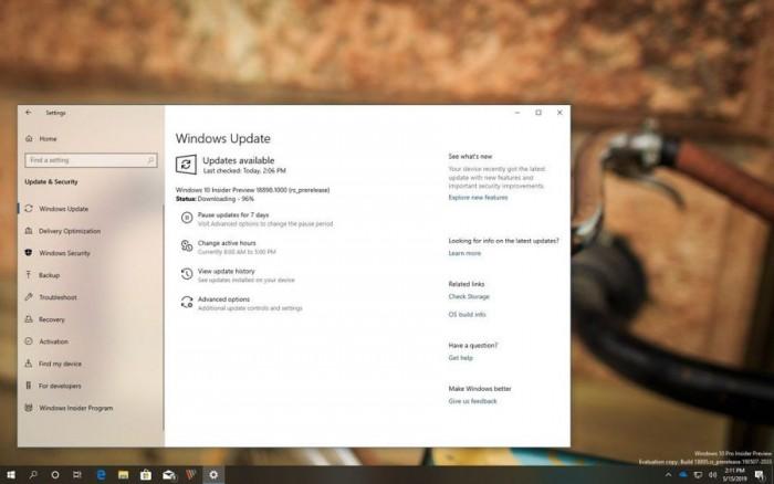 Win10 Build 18898发布:任务管理器新增磁盘类型标记的照片 - 4