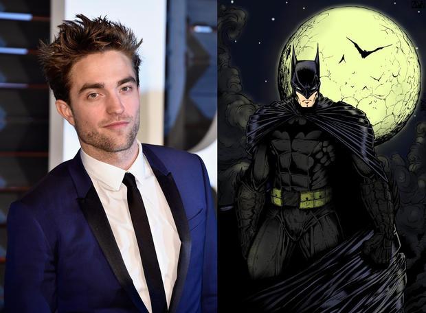 《暮光之城》罗伯特帕丁森出演新一代蝙蝠侠?