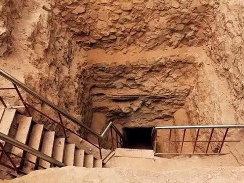 Bí ẩn lăng mộ 'Tháp quỷ 9 tầng' khiến đội khảo cổ chỉ đào đến tầng thứ 2 thì phải dừng lại, vì sao? - 4