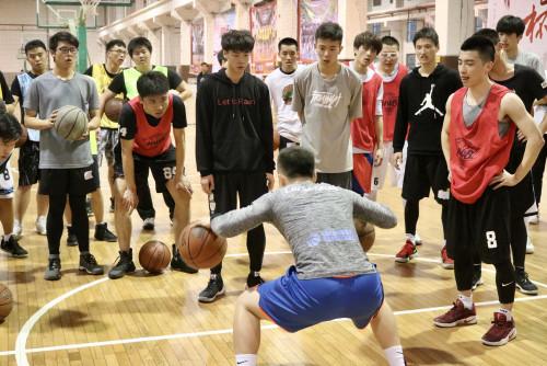 全力以赴,打造篮球教育行业领先服务