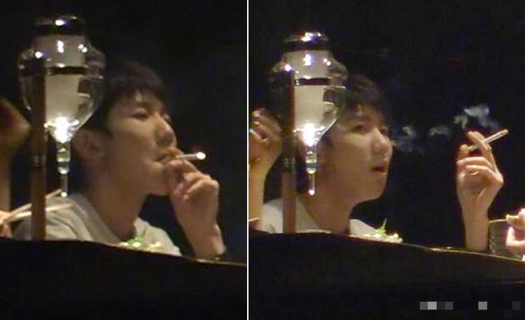 TFBOYS王源就抽烟道歉:会承担相应的责任并接受处罚的照片 - 4
