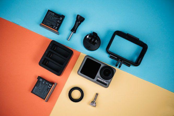 大疆运动相机OSMO ACTION评测:运动相机的新能力者