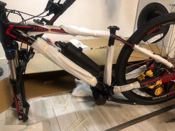 如何选购组装一台中置电机电动自行车?好用真