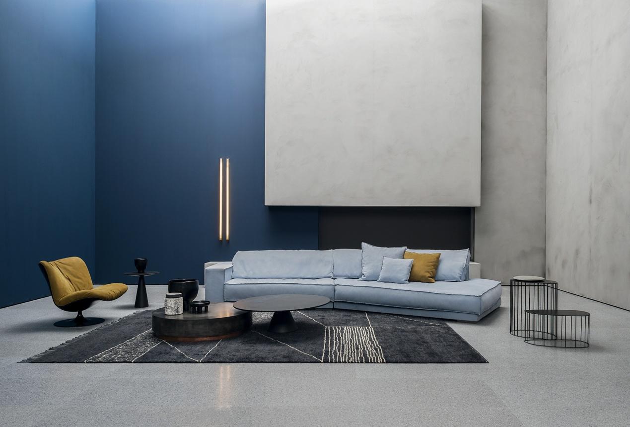 慢生活的極致演繹丨意式家居,讓空間美學自然流淌