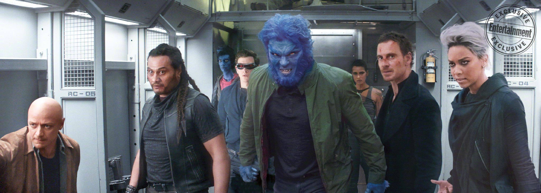 """《X战警:黑凤凰》预售陆续开启 """"法鲨"""":X教授是万磁王永远的朋友"""
