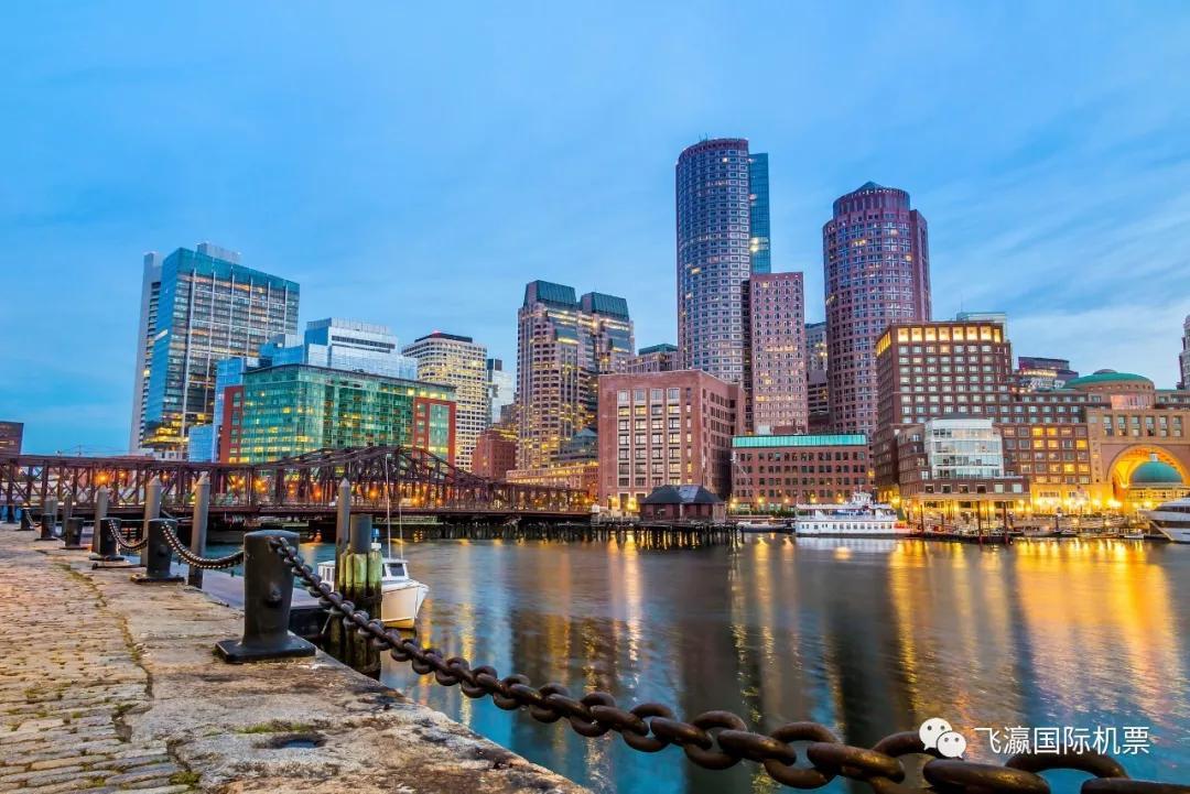 不可错过的波士顿旅游攻略