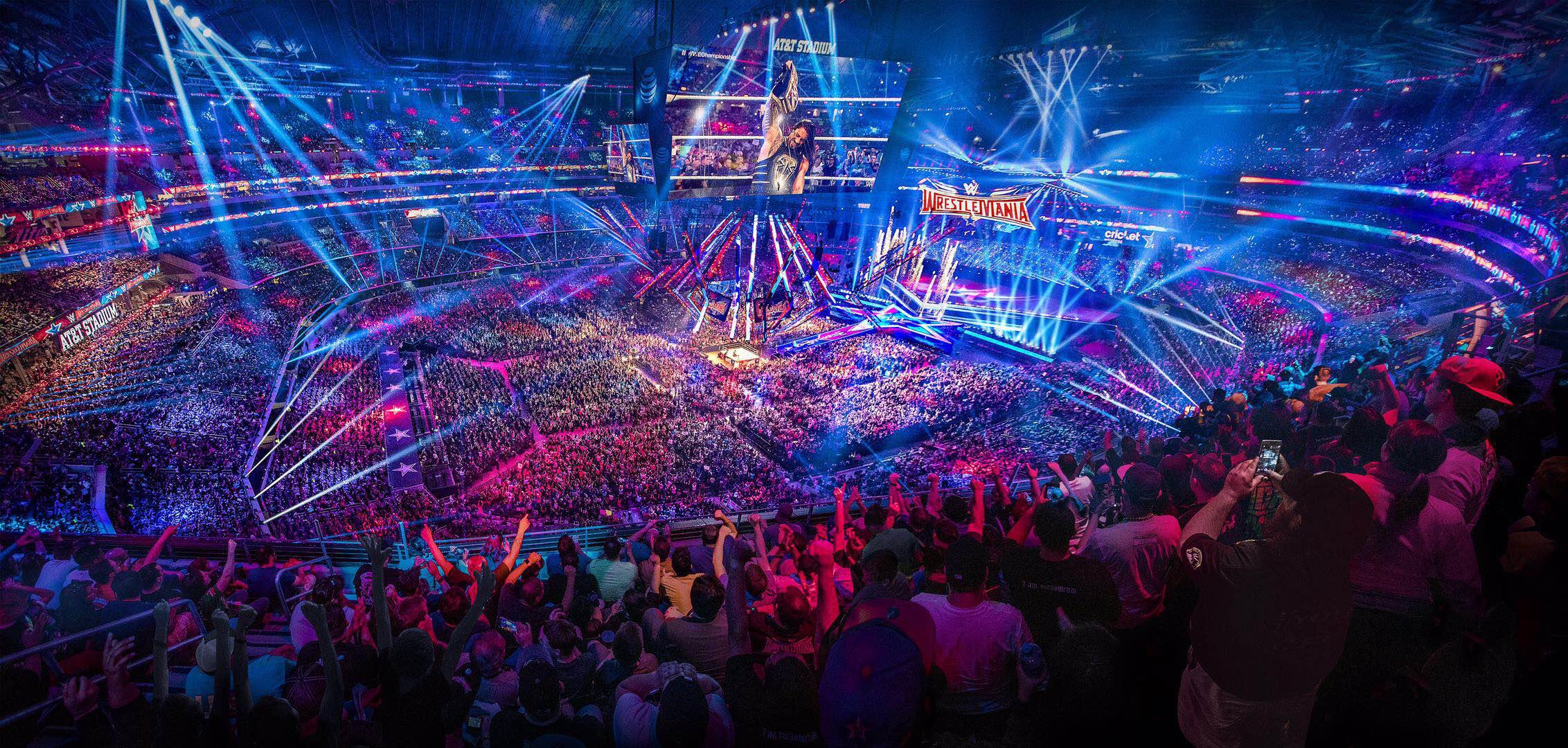 风靡全球的WWE®体育娱乐现场秀金秋9月再临魔都