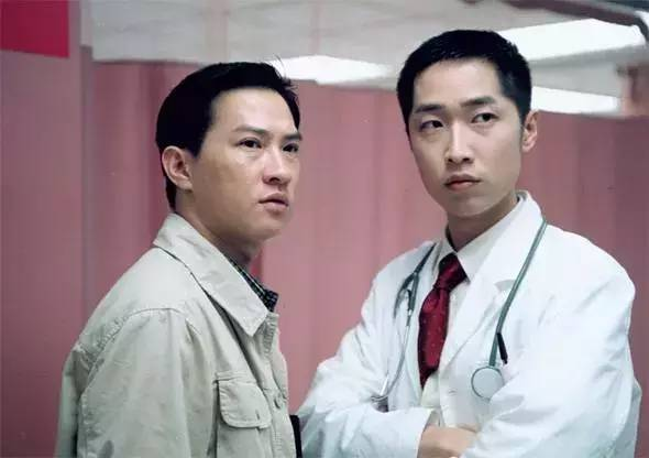 TVB往事||马浚伟,永远与恶龙搏斗的少年