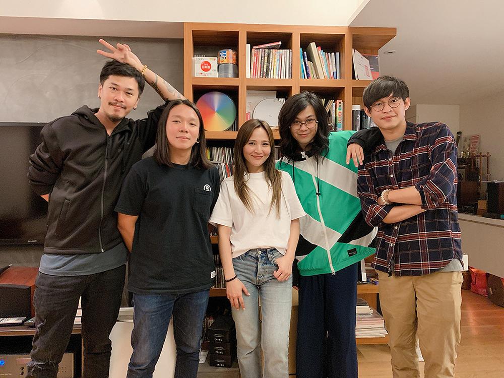 《#2019还在听》期间限定演唱会 5/26台北Legacy、6/1高雄LIVE WAREHOUSE