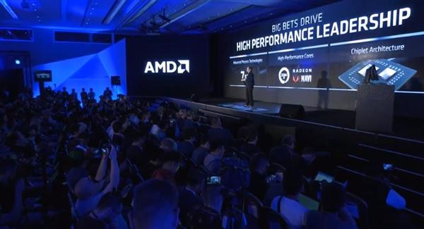 一半价格无法抗拒 AMD发布三代锐龙:真正逆袭Intel的照片 - 1
