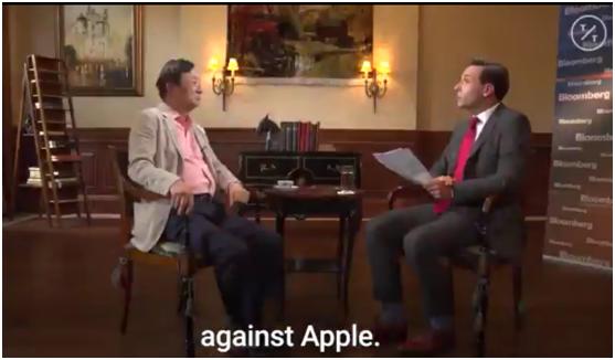 任正非接受美媒专访:反对任何报复苹果公司的行为的照片 - 3