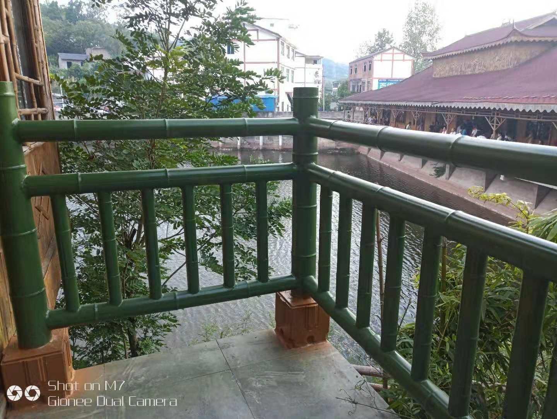 广东仿木栏杆厂家,河源仿木护栏,清远仿木围栏