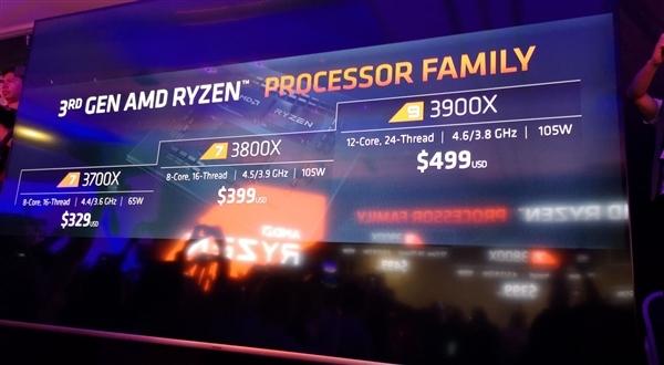 一半价格无法抗拒 AMD发布三代锐龙:真正逆袭Intel的照片 - 3