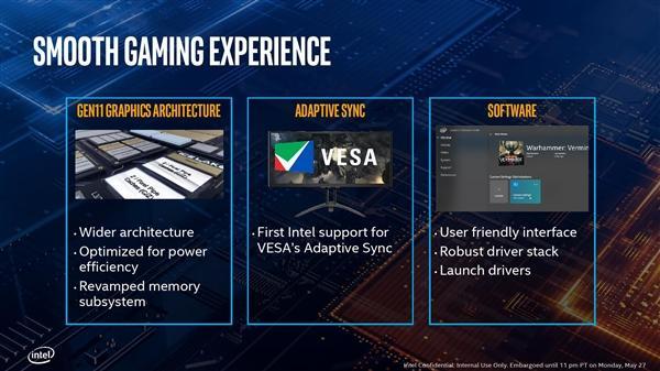 Intel正式发布十代酷睿:10nm终于达成的照片 - 17
