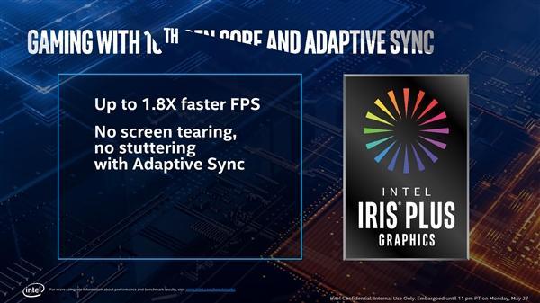 Intel正式发布十代酷睿:10nm终于达成的照片 - 18