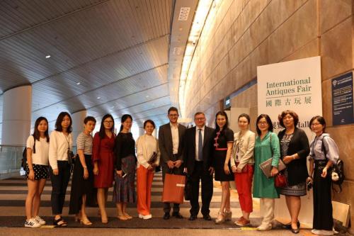 从深圳到香港,从佳士得到国际古玩展,学学学!