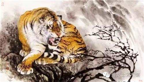 当代画家:陈新民艺术作品赏析