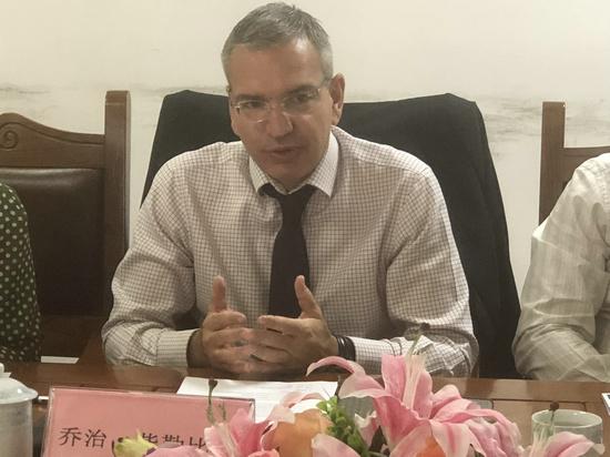 中国・塞浦路斯发展战略新布局