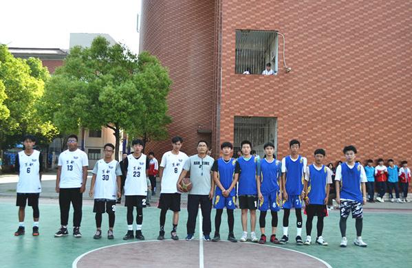 武汉市东西湖职业技术学校2019年春季篮球联赛火爆举行