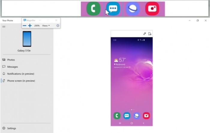 Win10 Build 18908发布:Your Phone迎来重大改善的照片 - 3