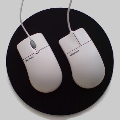20年前 微软如何颠覆了我们使用鼠标的方式?的照片 - 2