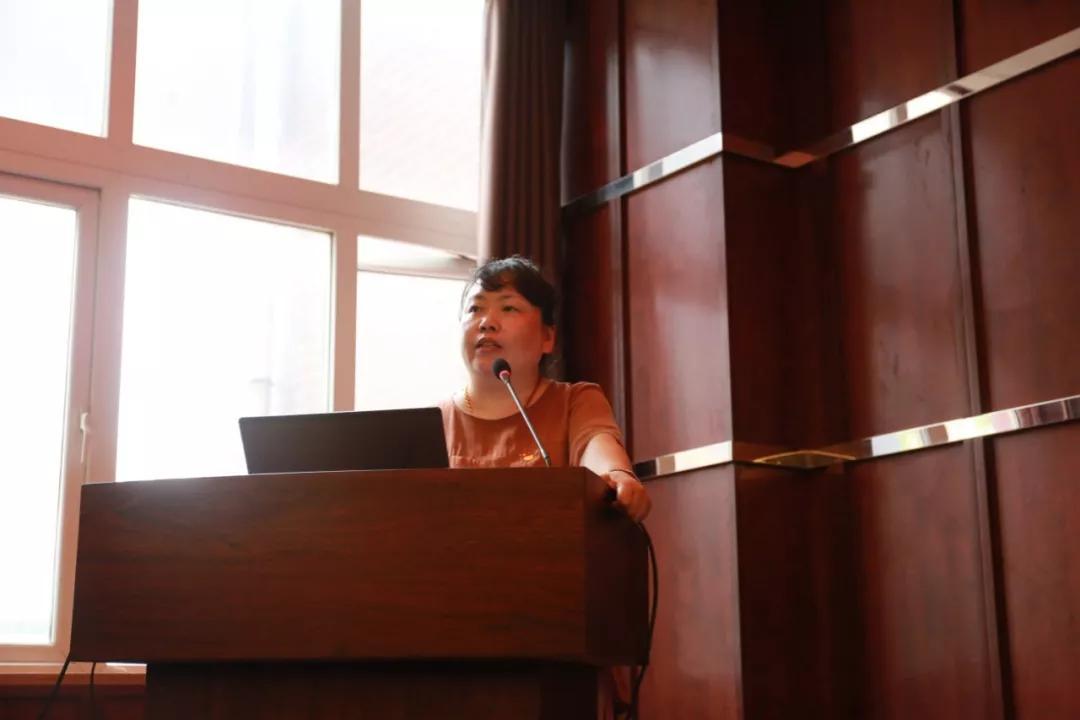 武汉工程大学继续教育学院开展五月支部主题党日活动