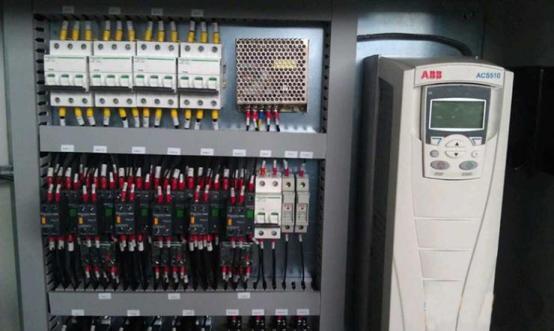 变频控制柜中变频器的日常检查和维护要点