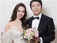 郎朗宣布結婚,迎娶24歲德韓混血兒于凡爾賽宮