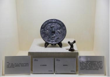 李祥:中国第一次以个人收藏举办的中国古代体育文物展
