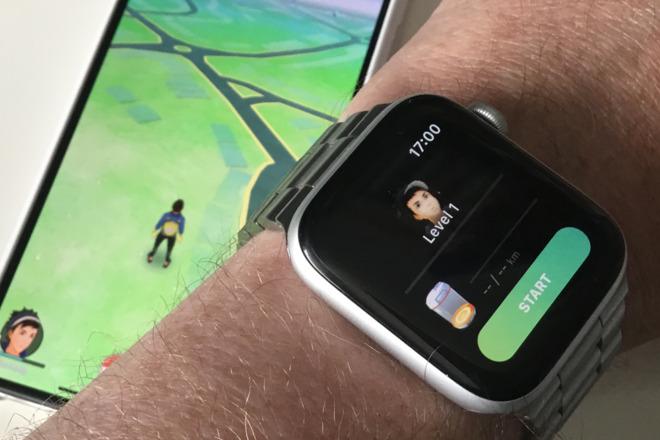 《精灵宝可梦Go》宣布停止对Apple Watch的支持