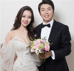 郎朗宣布结婚,新娘系24岁德韩混血儿