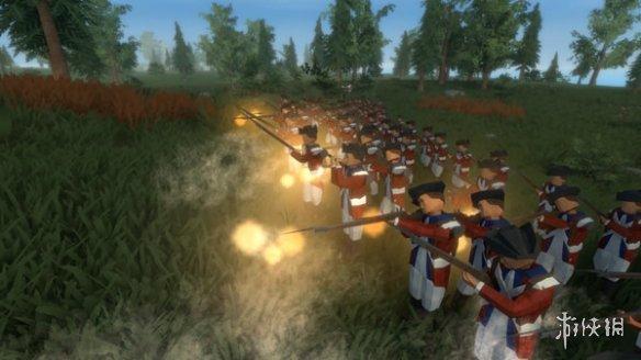 大型独立战争模拟游戏《自由崛起》Steam正式发售