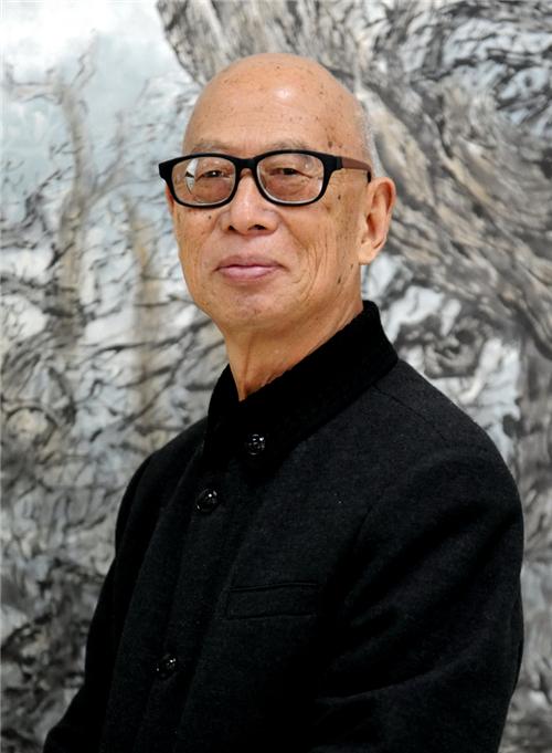 当代著名画家张凌超艺术赏析