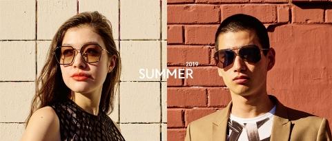 JINS睛姿强势推出多款夏日时尚系列新品