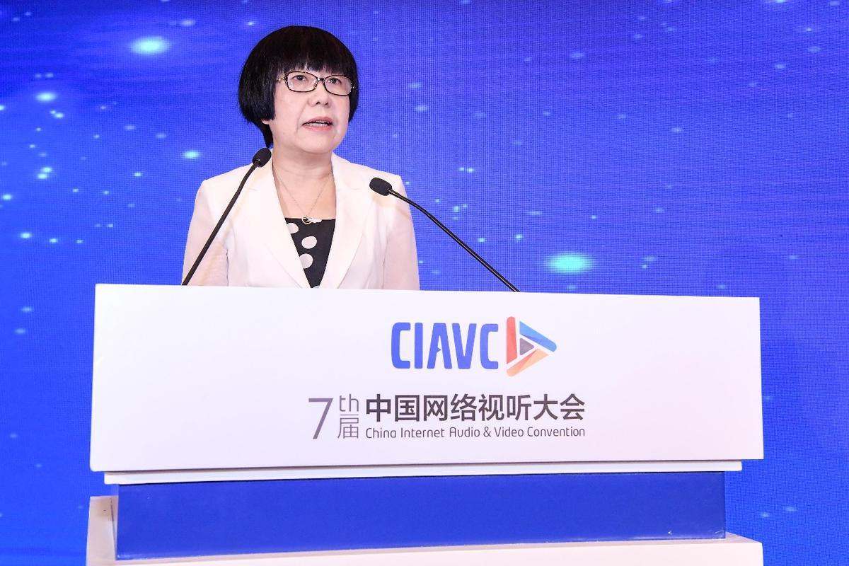 人民网党委委员、董事、副总裁唐维红:推进媒体深度融合 占领全媒体时代舆论高地